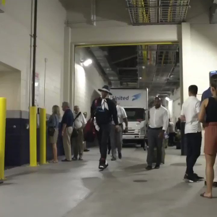 Cam Newton left tonights preseason game against the Patriots in a walking boot.