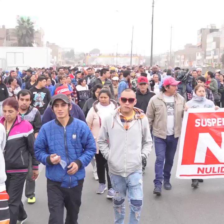 Anti-toll protesters block highway in Lima, Peru #AntiToll #Lima2019 #Peru #protest https://t.co/2xQkZpvjFb