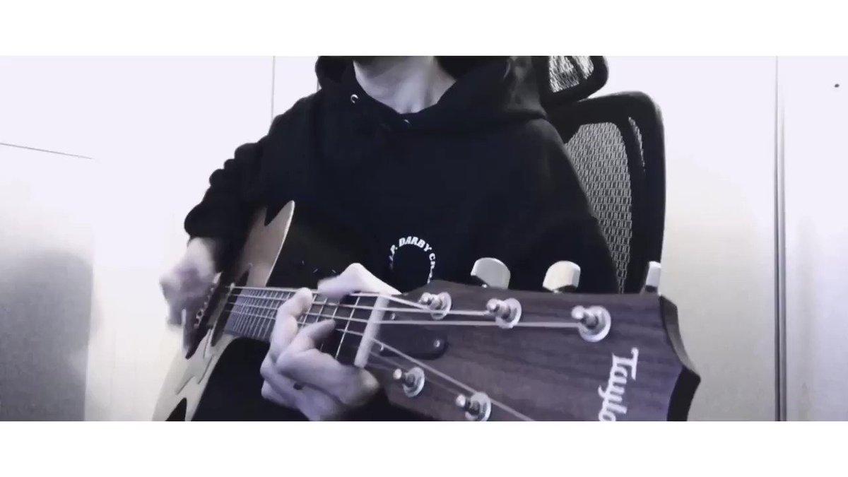 宿命/Official髭男dism(Cover-SiN)弾き語りしました  届け。