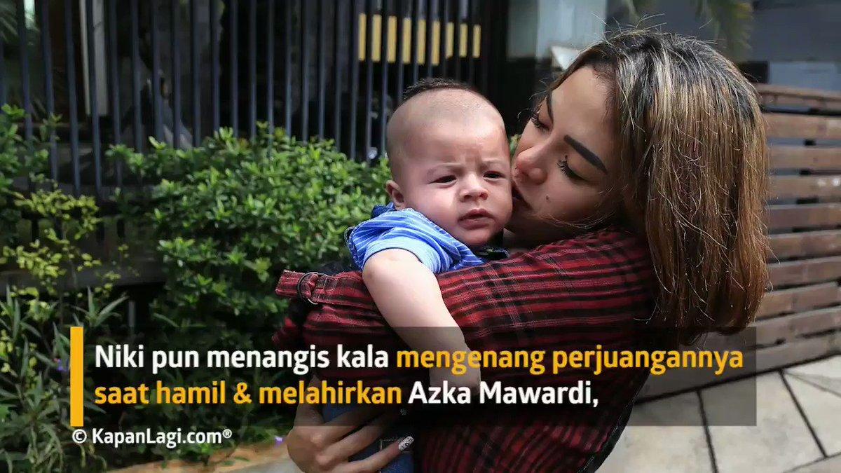 Selain kasusnya dengan Dipo Latief, Nikita Mirzani juga dilaporkan sang mantan suami, Sajad Ukra, atas tudingan penelantaran anak. Niki pun menangis, mengenang perjuangan beratnya saat hamil & membesarkan buah cintanya dengan Sajad sendirian. #VideoKL #NikitaMirzani
