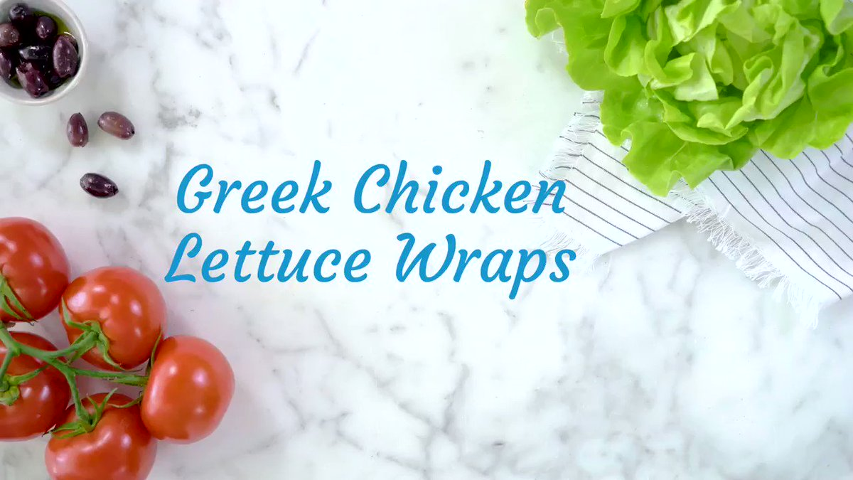Image for the Tweet beginning: A zesty and protein-packed wrap