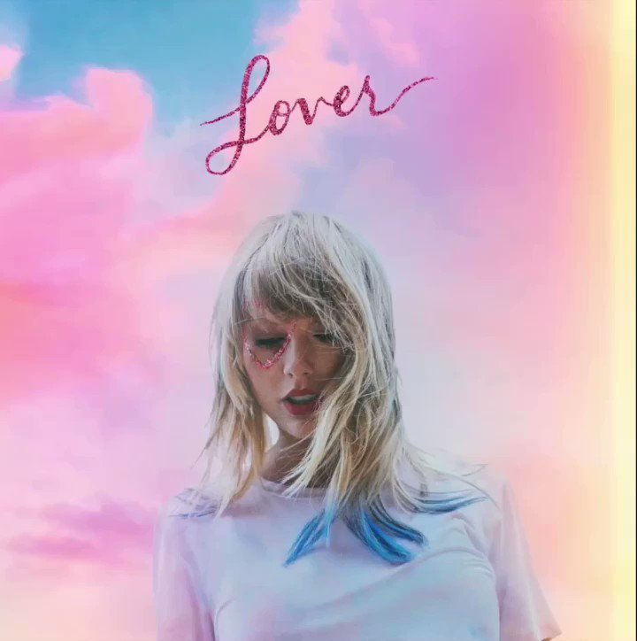 "Here's How 29 Celebrities Have Reacted To Taylor Swift's ""Lover"""
