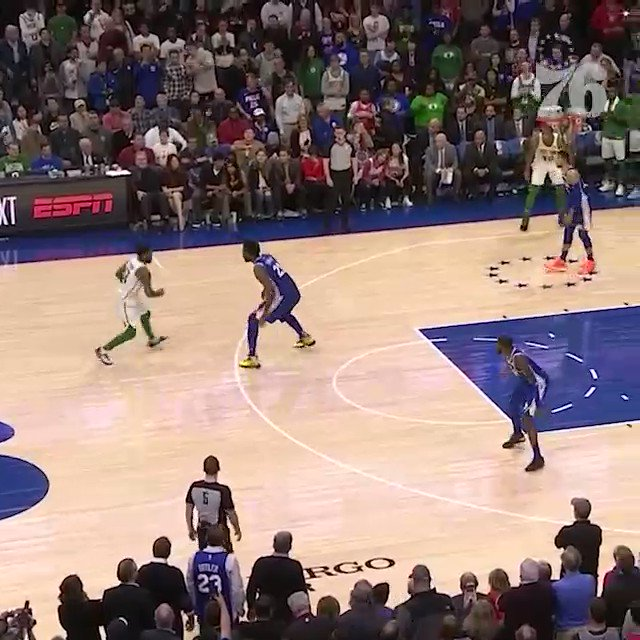 RT @sixers: Five months later, still a thing of beauty.  @JoelEmbiid x #NBABlockWeek https://t.co/eWvNyxvZiK