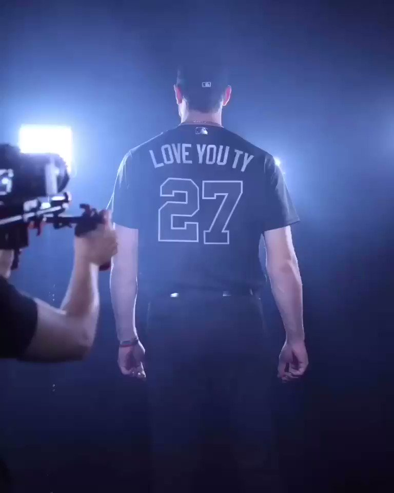 'I think it's beautiful': White Sox ace Lucas Giolito is among group honoring Tyler Skaggs with a special Players Weekend jersey