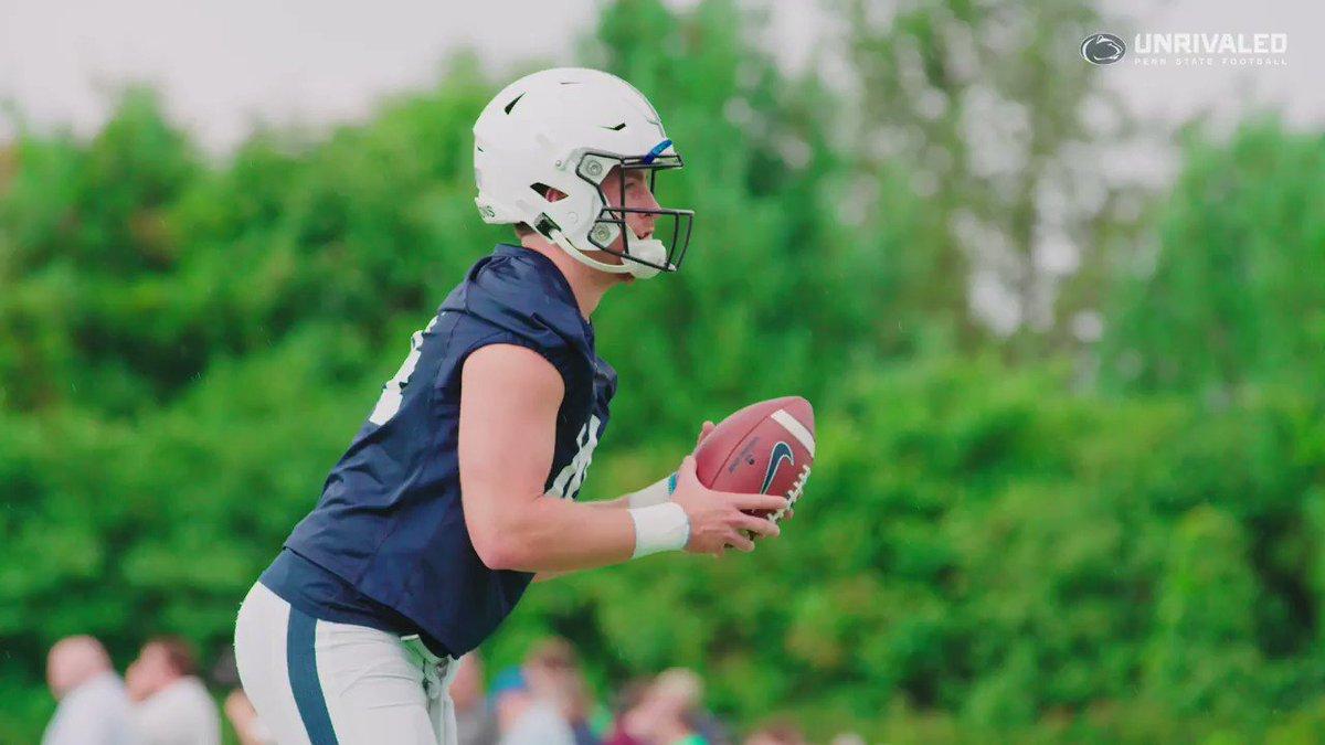 Penn State Names Sean Clifford Starting Quarterback