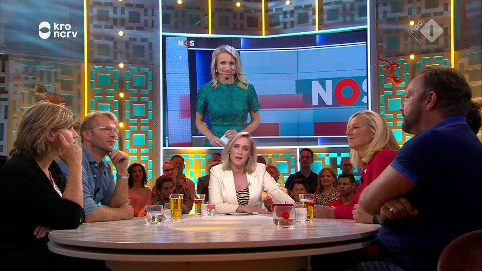 'Jan Smit en Dionne Stax presenteren samen Eurovisie Songfestival'