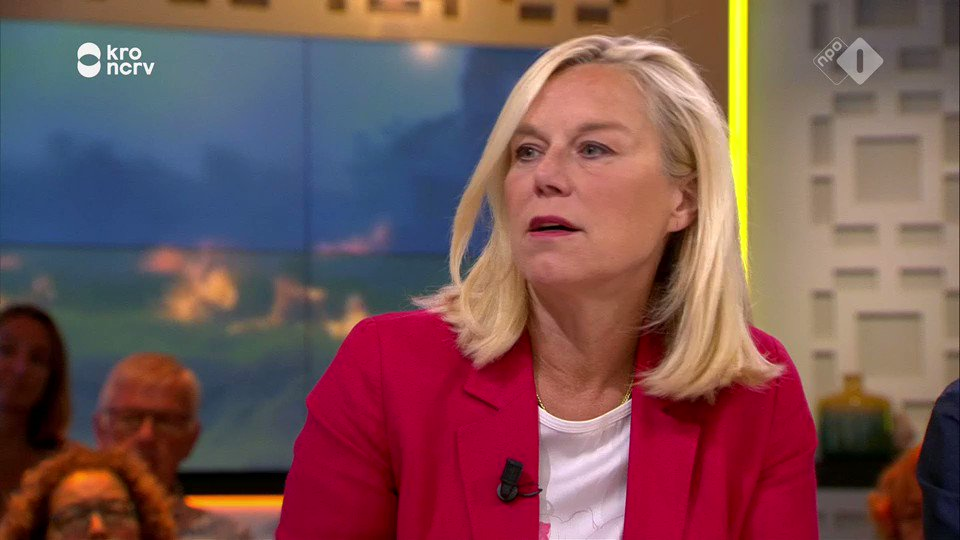 Minister Sigrid Kaag over branden in Amazonegebied