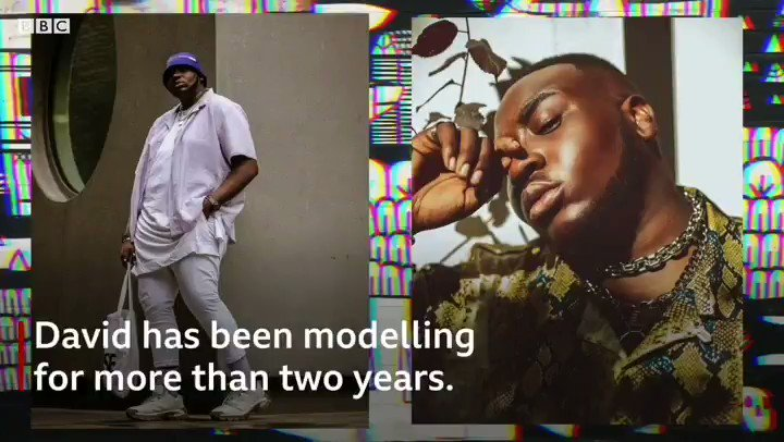 Love what you look like. We ❤️ this from plus size model David Fadd and @MidlandsBBC #MaleBodyImage