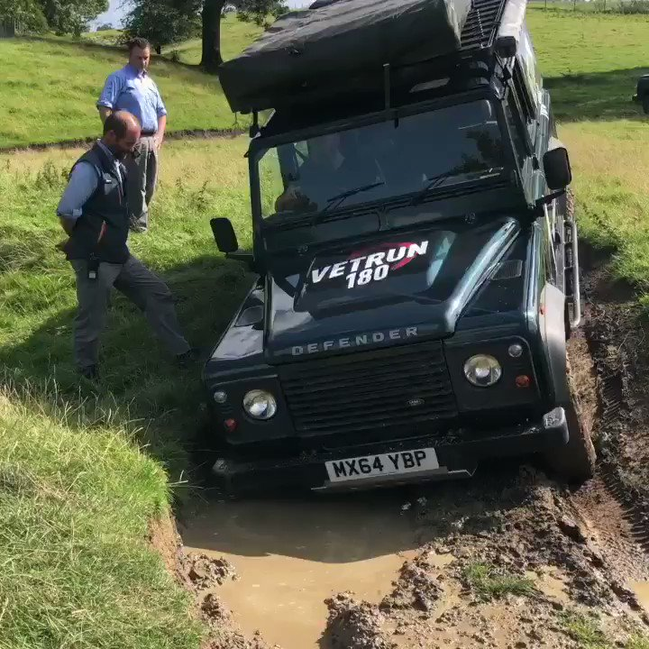 OFF ROADING // VetRun180 and our veterans covering all terrains on our LANTRA off roading course today! Thank you to @landroverexp @landrover_uk for an epic day. Roll on our expedition next month. . . #adventuretherapy #injuredveterans #landrover #offroading #veteranscharity