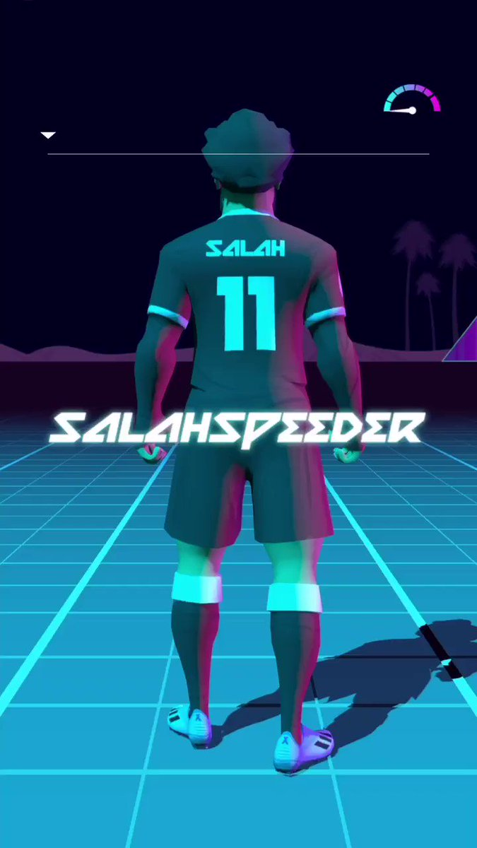 Are you faster than @MoSalah? Prove it: adidas.com/salahspeeder 👈 #X19 #DareToCreate