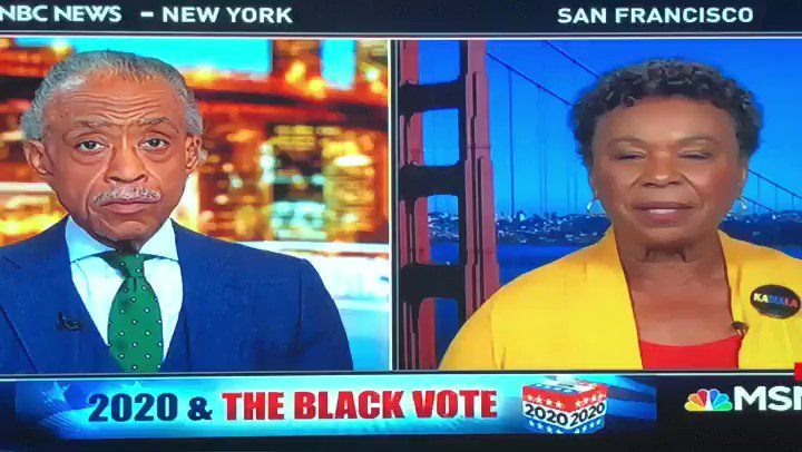 Thank you Rep. Barbara Lee for joining me on #PoliticsNation this evening.