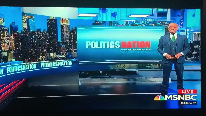 Part 1 of my #PoliticsNation closing thoughts.