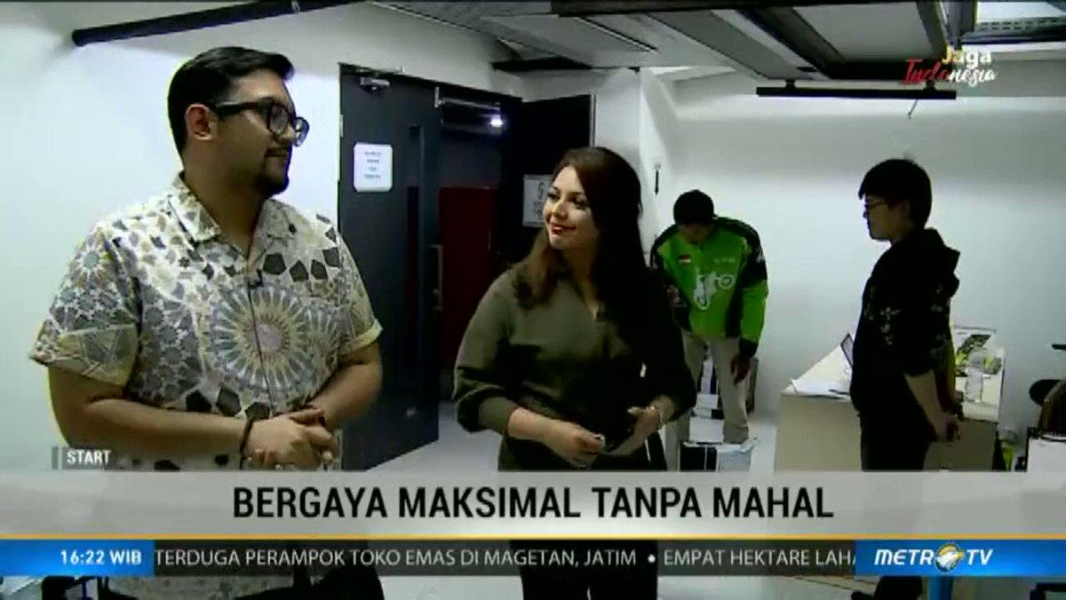 Bergaya Maksimal Tanpa Mahal (3) https://www.metrotvnews.com/s/Ky6C6DlX