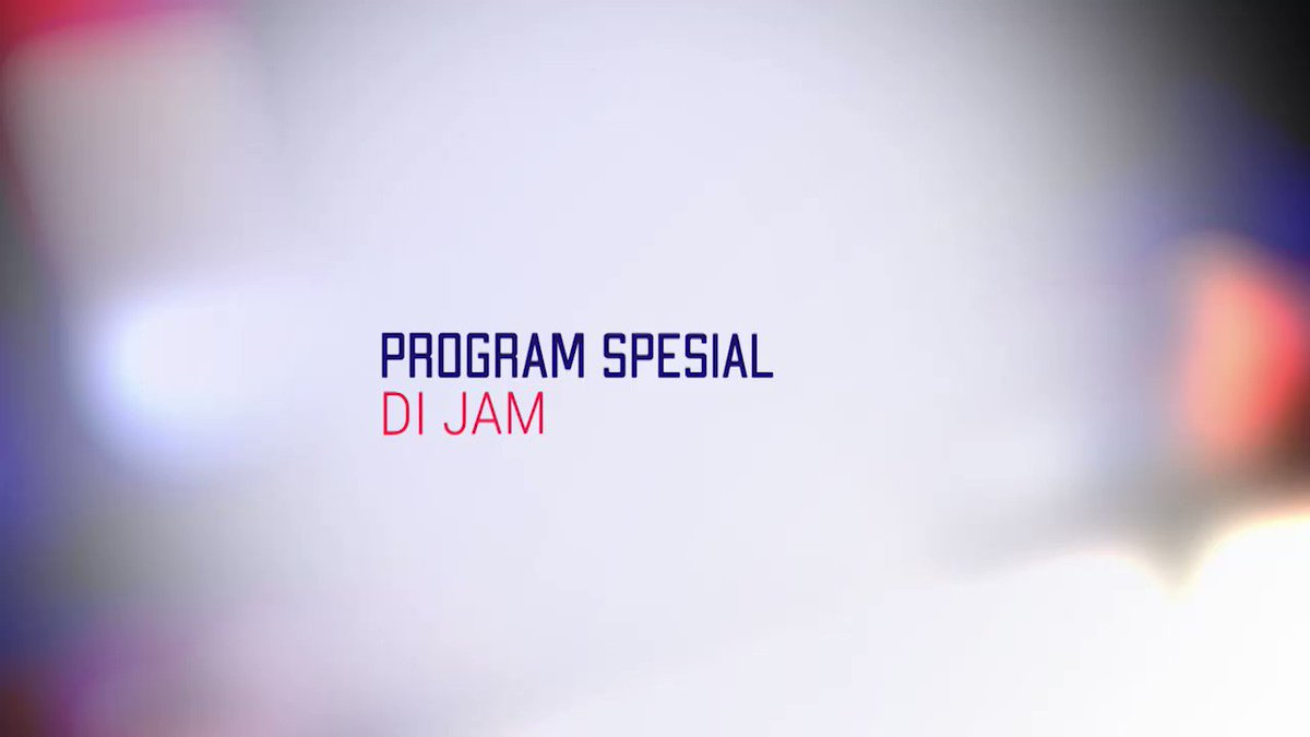 Saksikan program primetime @Metro_TV:#OPSIMETROTV Senin LIVE 20.05 WIB#HOTROOMMETROTV Selasa 20.05 WIB#ECMETROTV LIVE Rabu 20.05 WIB#METROTVNEWSROOM Kamis LIVE 20.05 WIB#KICKANDY Jumat 19.30 WIB#IM_POSSIBLE Sabtu 19.05 WIB #QnAMETROTV Minggu 19.05 WIB#KnowledgeToElevate
