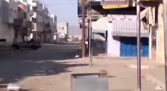 تدمير مدرعات واطقم مليشيات الانتقالي الانقلابية المدعومة من الإمارات. #شبوة_تدحر_المليشيات #شبوه_تنتصر
