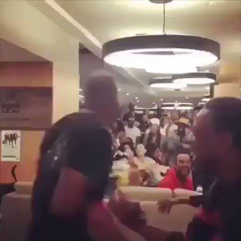 Kanye s choir sings  Happy Birthday last night in Dayton, Ohio. : IG