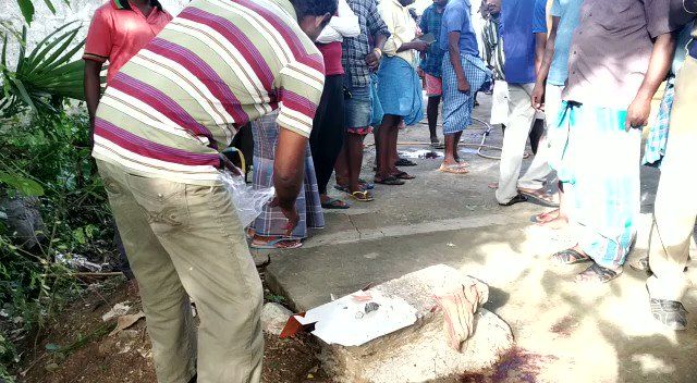 At least two dead, 4 injured in blast near temple in Tamil Nadus Kancheepuram dnai.in/ghTb dnaindia.com/india/report-a…