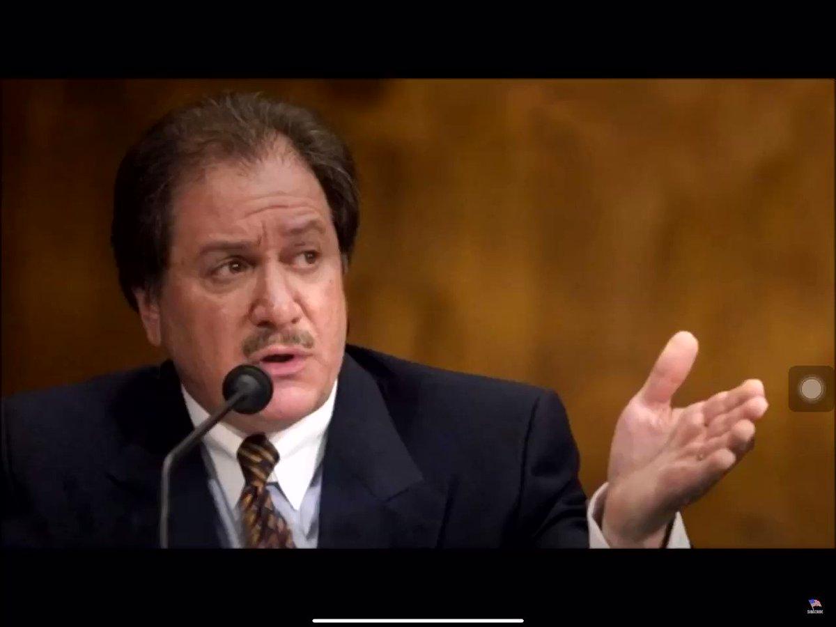 Joe DiGenove says that inspector general Horowitz has