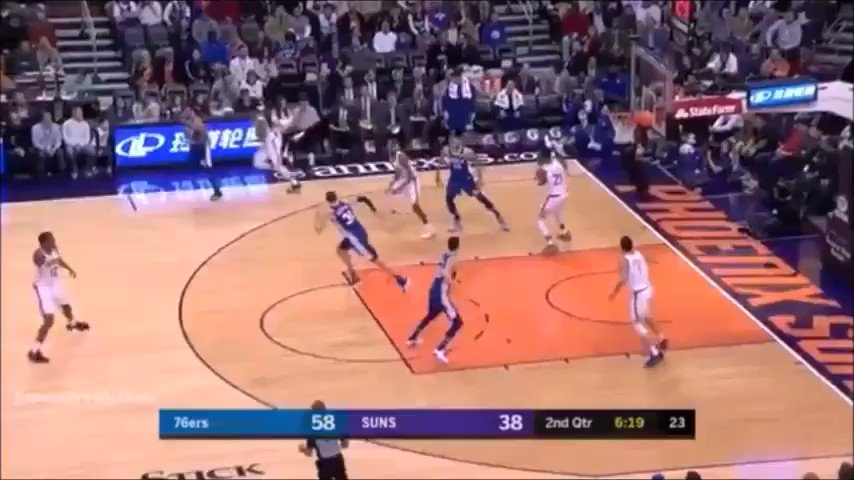 RT @co_dhunt: Devin Booker never gets enough credit as a creative passer. This man has VISION https://t.co/IA0WmTVNWz