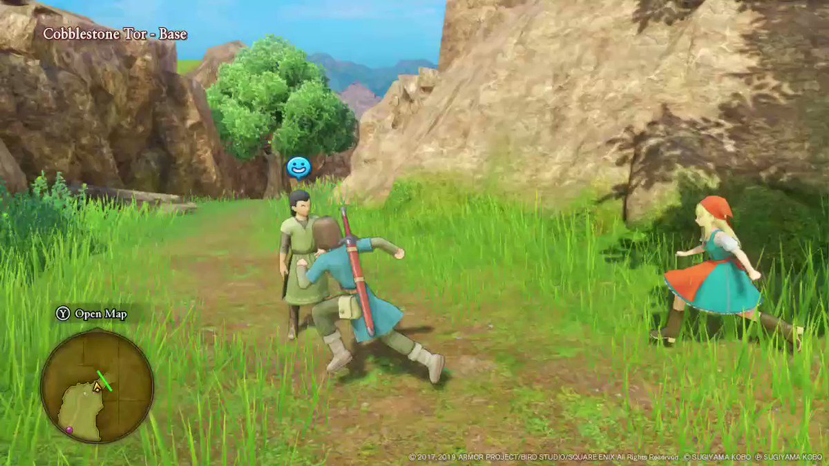 dragonquest11 tagged Tweets, Videos and Images on Twitter