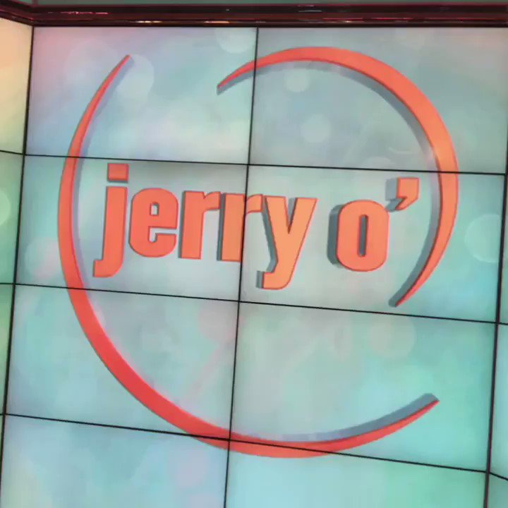 We're cooking up a good @JerryOShow for you today. @todrick, @DogBountyHunter stop by. Plus, the latest on #RHOC and #bachelorinpadadise!