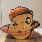 創作パン職人が作るポニョが似すぎててヤバいwこれはもう尊敬の域!