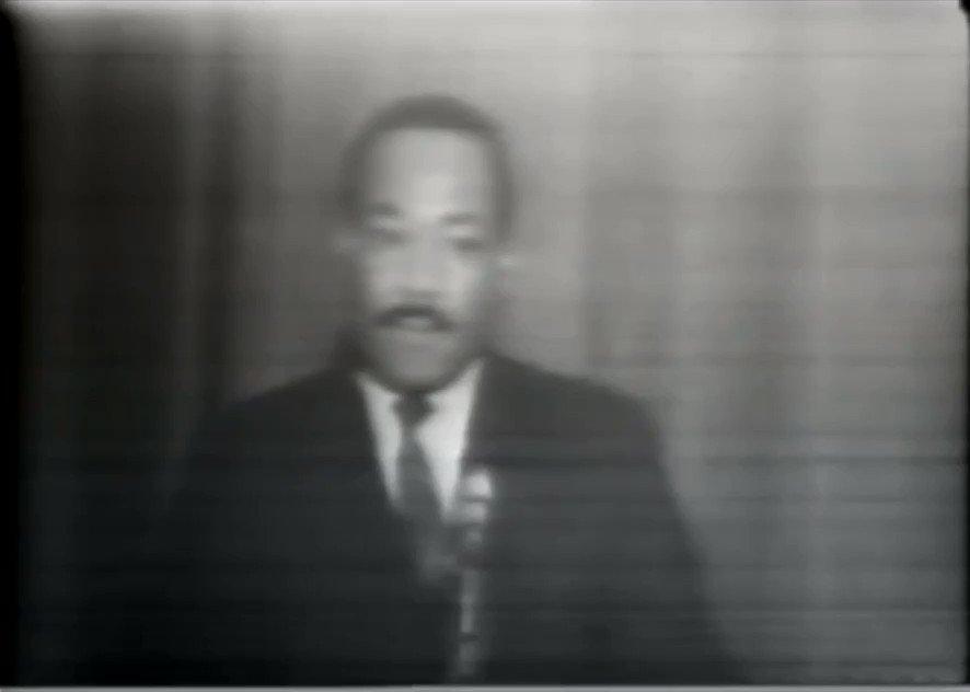 Powerful!!! #MLKDay