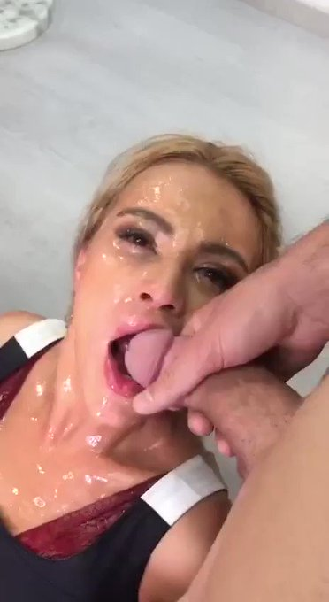 Watch full scene now on -> https://t.co/uThm6P0NJp  @IVANACHERRYKISS receiving this cumshot is amazing