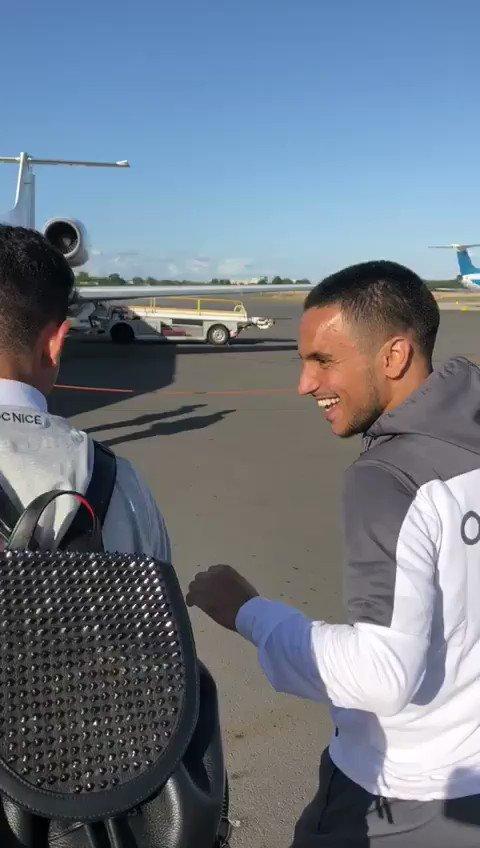 RT @Ligue1_Arab: هكذا يكون شعورك عقب الفوز خارج الديار! 😅  آدم وناس و @YoucefAttal! 🇩🇿🤝  #دوري_المواهب   https://t.co/Qrbso7ZRNf