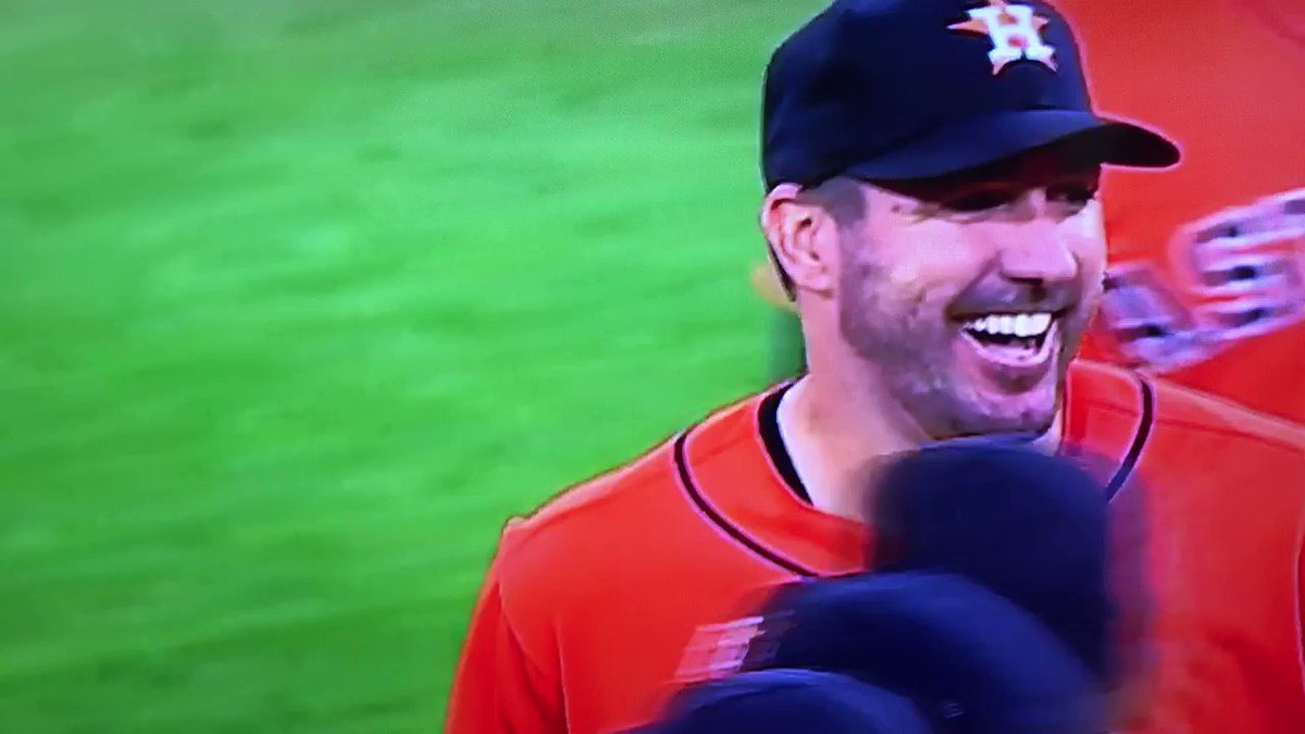 Verlander Wanted the Rookie After No-No