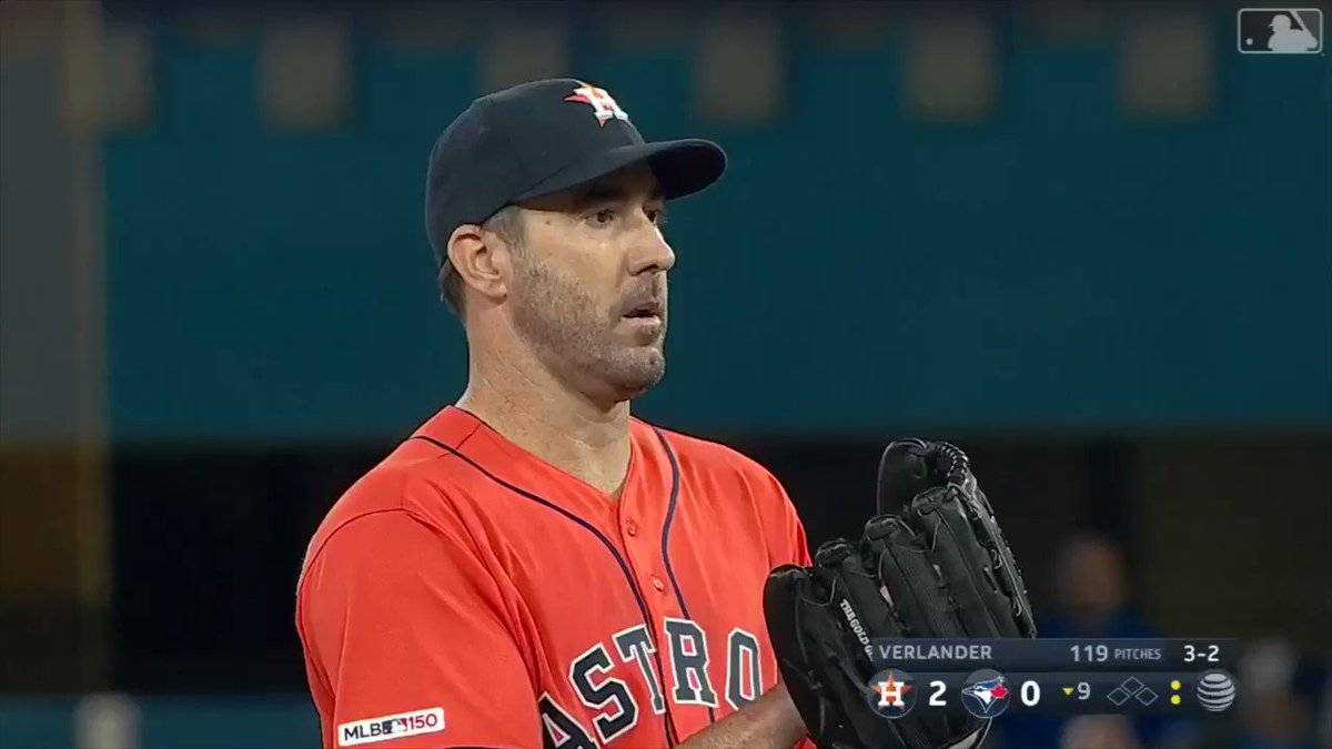 Replying to @astros: @JustinVerlander A storybook ending for the history books!   #TakeItBack
