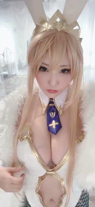 コスプレイヤーサクのTwitter動画29