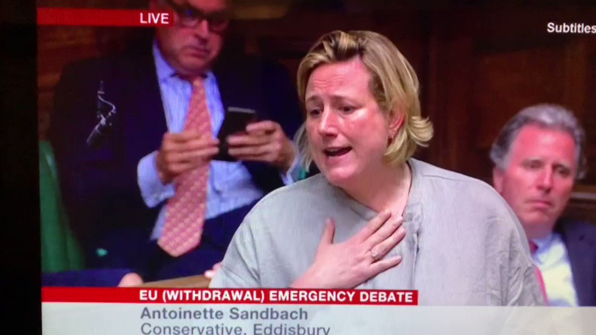 Jacob Rees-Mogg, Brexit, Debate | Baaz
