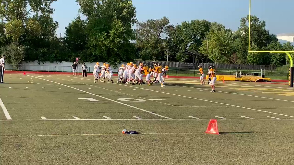 Congratulations to Freshmen/JV Team for their big Win vs Lutheran South 34–26, Protect 63123 #Family
