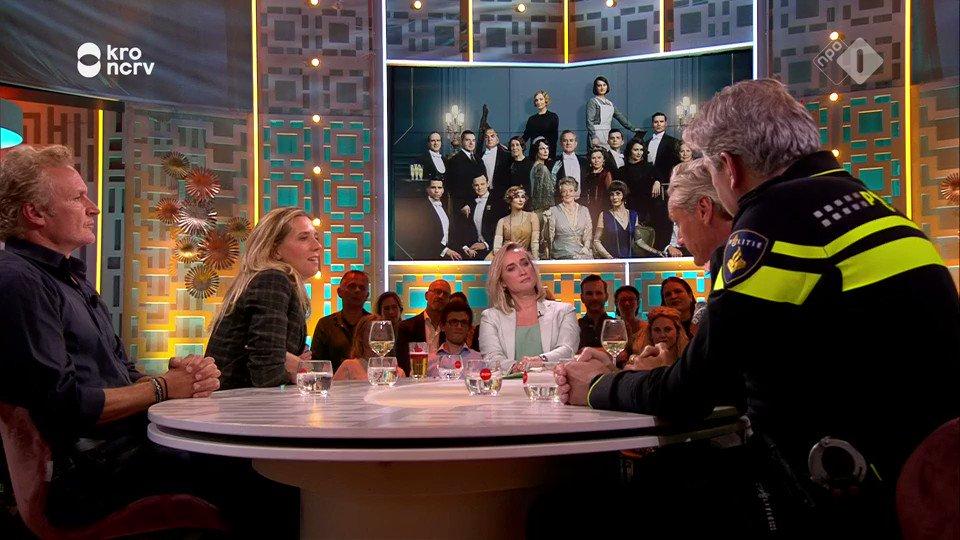 Paul Rem en Jort Kelder dolenthousiast over Downton Abbey-film