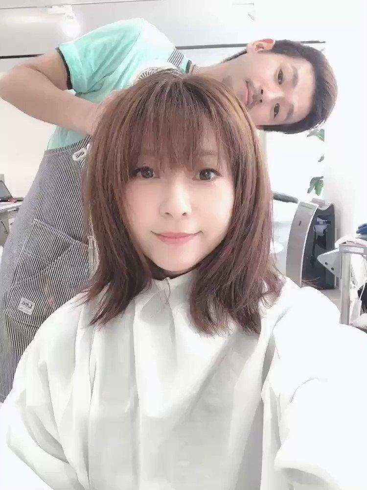 ただひたすらに髪を乾かしてる動画です。どぞー  #いでカラー #香草カラー