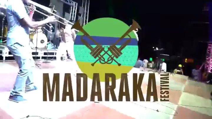 Fun times in Kisumu with @Bensoulmusic during #MadarakaFestival2019. @OneVibeAfrica