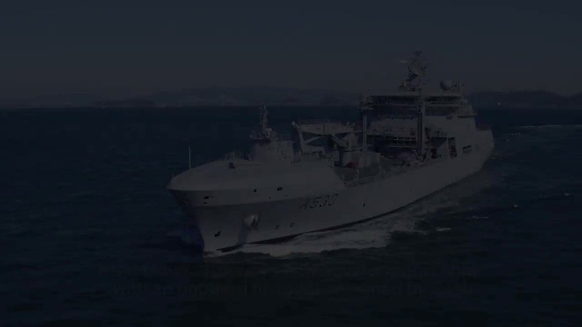 The hospital onboard Norwegian support vessel KNM Maud has been designed and partly equipped by Saab. When it comes to intensive- and trauma care it is as capable as a medium to large land based hospital. More @ http://bit.ly/2k3DcU6