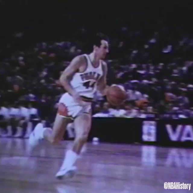 Paul Westphal's BEST career NBA highlights!   5x #NBAAllStar will be inducted into the @Hoophall tonight at 7:30pm/et on @NBATV. #19HoopClass