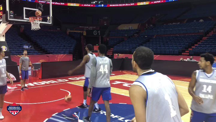 🗣GAME! • #VamosDOM🇩🇴 #DominicanaGotGame #FIBAWC #JetBlueAerolíneaOficial @Dago_Pena