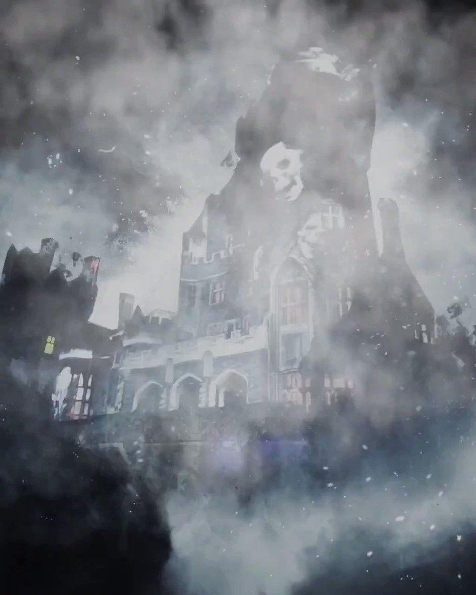 Toronto's terrifying haunted house returns this fall at @CasaLomaToronto 👻 #LegendsOfHorror