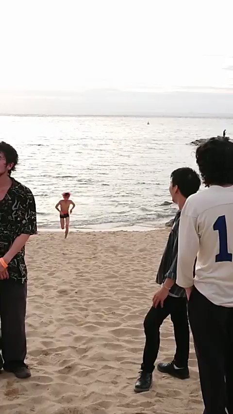King Gnuさんからコメントをいただきました\(^o^)/✨#sunsetlive #福岡 #糸島 #フェス #お祭り #sunset #loveandunity#KingGnu