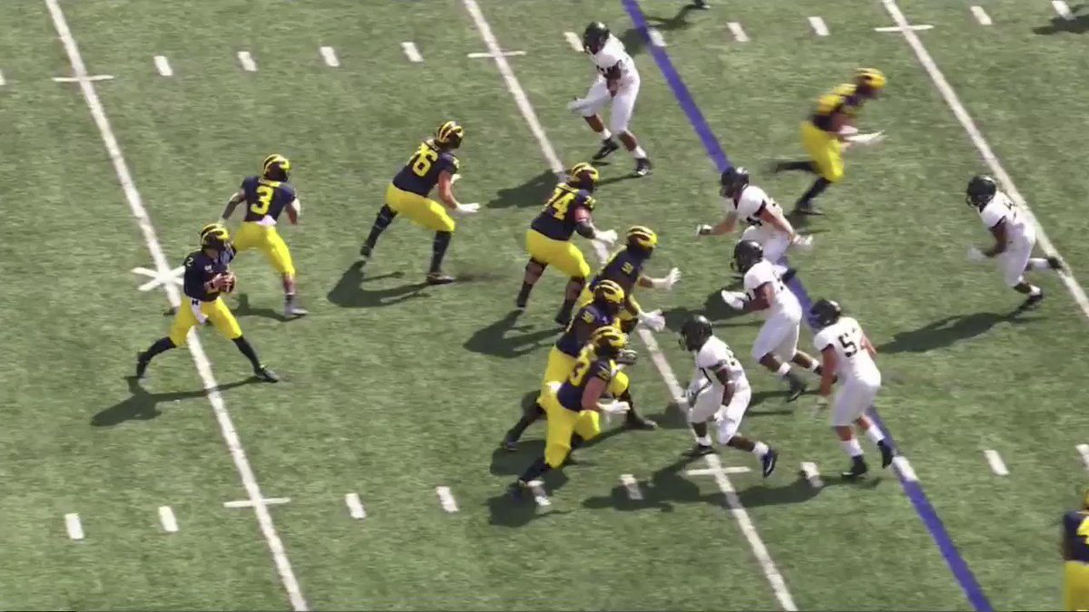 Michigan Has Another Disastrous Start On Offense vs. Army