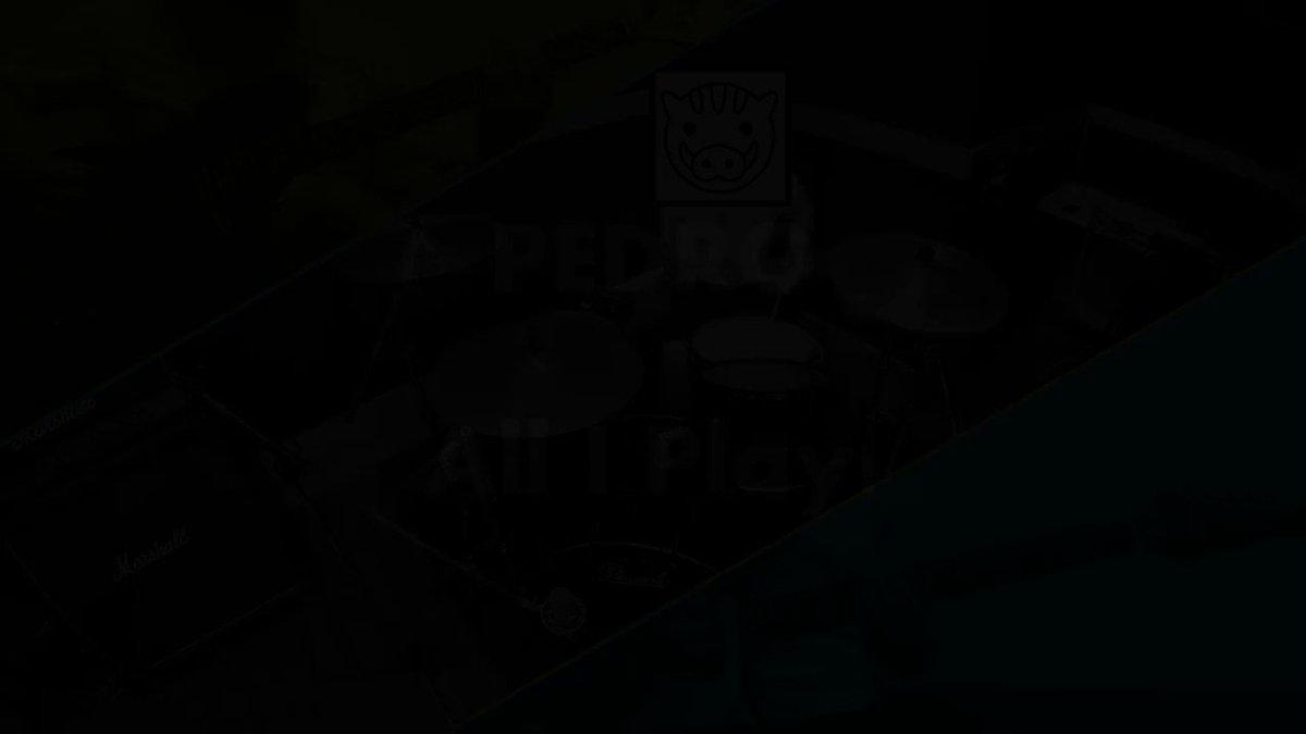 PEDRO「NIGHT NIGHT」をバンドスタイルで演奏してみた #演奏してみた#弾いてみた#叩いてみた#PEDRO#アユニ・D