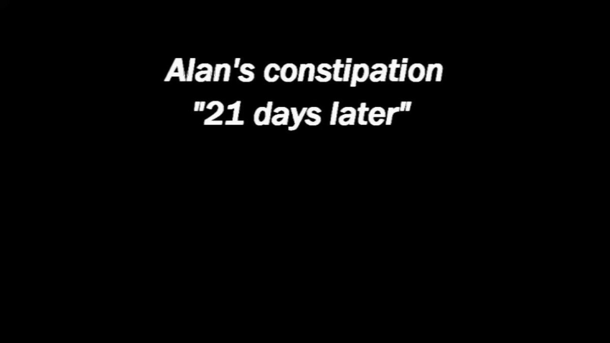 Alans constipation..21 days later   #animation #art #movies #stopmotionanimation #StopMotion #shortfilm #shortfilms #animated #Superstar #constipation #poo #poop # #movie #artist 3