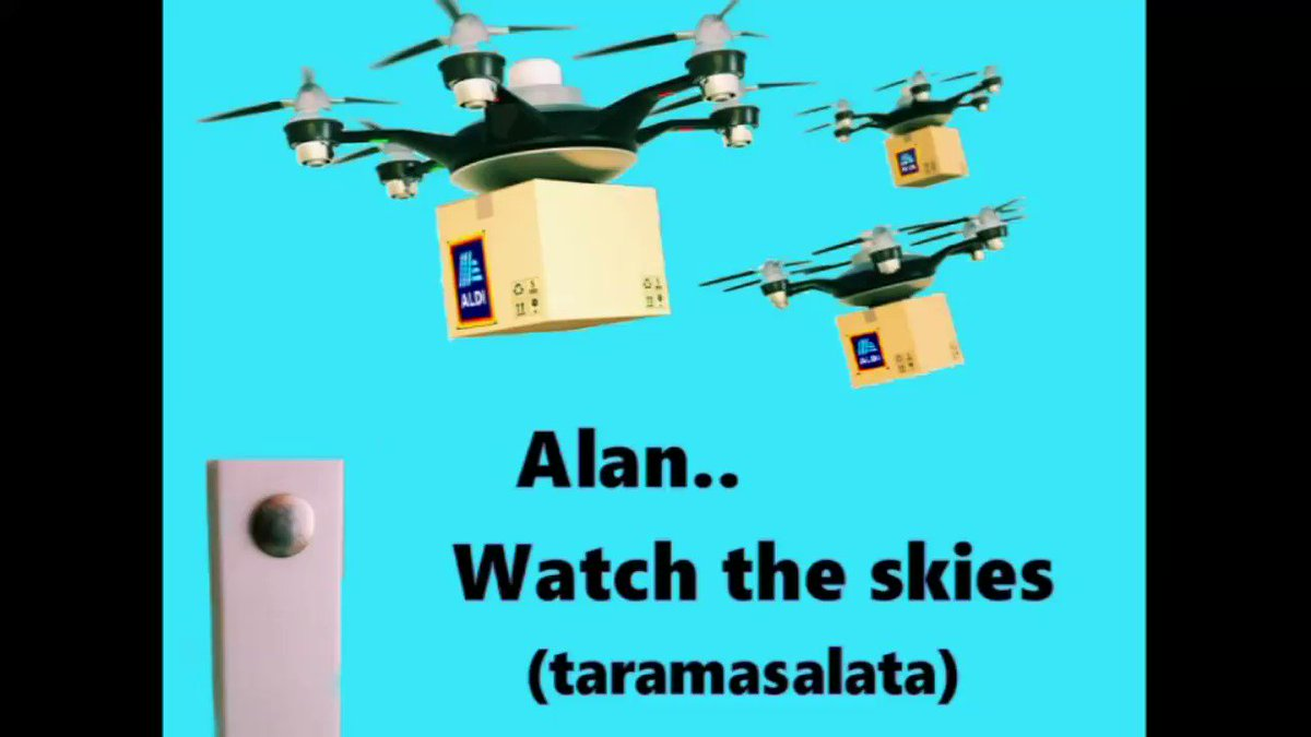 Alan watch the skies.   #animation #art #movies #stopmotionanimation #StopMotion #shortfilm #shortfilms #animated #Superstar #MovieReview #movie #artist #drones #dronedelivery 2