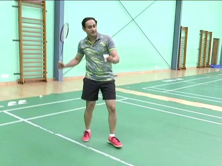 So what happens when a relatively unfit TV anchor goes up against a world champion badminton player @Pvsindhu1 A master class in picking up shuttles from across the court. Shock and awe. Here's an excerpt from @IndiaToday #JabWeMet Please note: Making fun of me is not allowed.