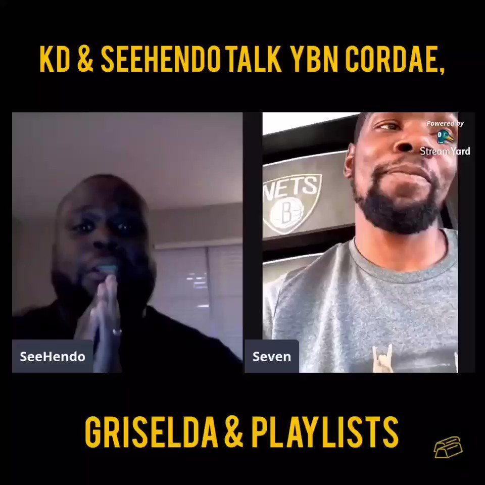 Checkout my kickback with @KDTrey5 we talk hoops sneakers gaming and he showed mad love to @YbnCordae @WHOISCONWAY @WESTSIDEGUNN . We talked hip hop.   https://youtu.be/dBXa8J9hm2Y   Hit that subscribe button ❗️❗️