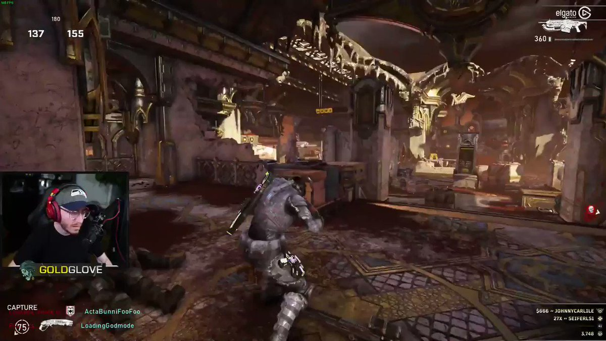 They talk about my flicks #Gears5