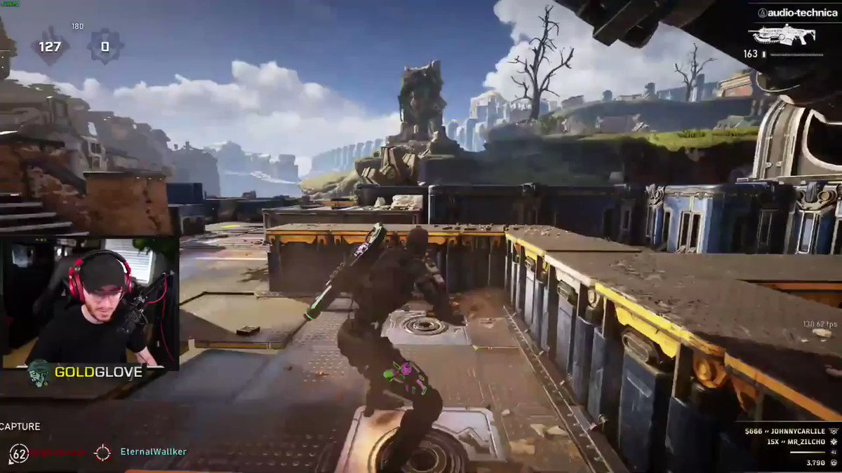 Probably the best clip I've hit so far in #Gears5 with the sniper. Things are just getting started.